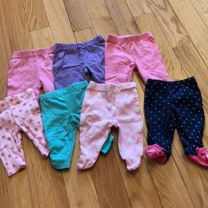 Other - Nb/0-3 month pant bundle